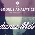 Google Analytics Intro Series